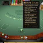 Redeal Blackjack
