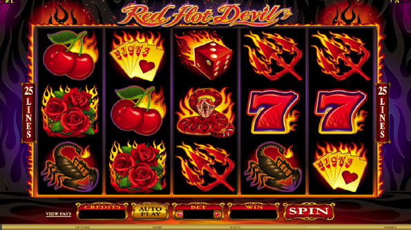 Excitement Heats Up For Red Hot Devil